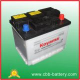 책임 자동차 배터리 자동 건전지 자동 건전지 12V 30ah-200ah DIN 및 세륨을%s 가진 JIS 기준, ISO를 말리십시오