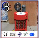 """Heißes verkaufen1/4 """" zu """" quetschverbindenmaschine des hydraulischen Schlauch-2 mit schnellem Änderungs-Hilfsmittel"""
