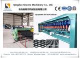 HDPE Machine van de Uitdrijving van de Machines van de Productie van het Blad van Geocell de Plastic