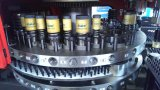 Máquina de perfuração da torreta do CNC HP30 para o painel solar