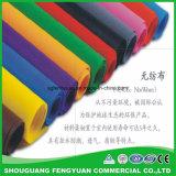 Закручивать-Bonded 100%PP цветастая Nonwoven ткань Supplyer