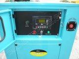 звукоизоляционный тепловозный генератор 63kVA с двигателем 1004tg Lovol для проектов здания