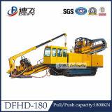 Équipement horizontal du forage Dfhd-15 dirigé