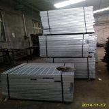 Dipped caldo Galvanized/Steel Grating per Power Plant