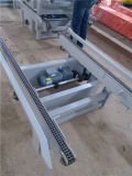Automatische 3 Strand Chain Conveyor Used für Pallet Transportation