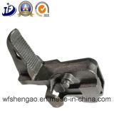 Металл OEM нанесённый/утюг/выкованная сталь/части вковки с процессом кузница