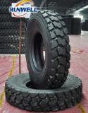 El carro resistente pone un neumático 10.00r20 11.00r20 12.00r20