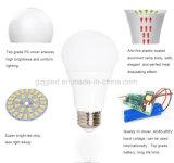 充電電池LED軽い5W緊急LEDの球根