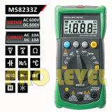 As contagens do profissional 4000 Pocket o multímetro digital (MS8233Z)