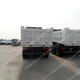 Caminhão de descarga de Sinotruk HOWO 6X4 10-Wheel 18m3 para a venda