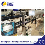 Он-лайн машина маркировки лазера волокна для трубы PVC & PPR