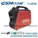 Générateur silencieux superbe compact monophasé normal d'essence d'inverseur à C.A. 1000kVA 4-Stroke avec du ce, GS, EPA, homologation de PSE