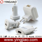 Car에 있는 6W AC/DC USB Power Adapter