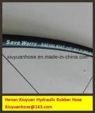 Boyau flexible de tube de pétrole de boyau en caoutchouc hydraulique