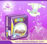 Couches-culottes lisses et molles de bébé de série (ALSAA-M)