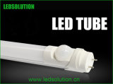 Luz ligera del tubo del sensor de movimiento T8 LED 18W los 4FT PIR LED