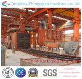 熱い販売H鋼鉄ショットブラスト機械Abrator
