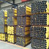 Tubo de aluminio 6061 de la alta precisión 6063 6082 6351