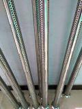 Pantalla perforada del tubo de taladro del acero inoxidable 304 del API 5CT (fabricante)
