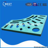 Пластичный составной вал защищает решетки вала крышки
