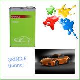 Resistindo à pintura automotriz pura duradouro resistente da cor 2k contínua