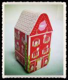 منزل شكل قصدير علبة لأنّ هبات