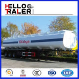 Nuova petroliera della lega di alluminio di stile 3axles 42000L