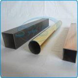 Tubi saldati dell'acciaio inossidabile per costruzione