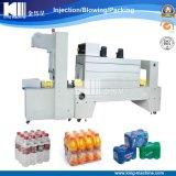 De halfautomatische Machine van de Verpakking van de Groep van de Fles