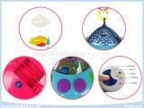 Projecterende Baby Mobiles van het Speelgoed van de afstandsbediening de Muzikale op Voederbak voor Baby