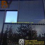 Gebäude-Fassade-Stahlmetallblatt-erweiterter Maschendraht