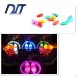 Helle leuchtende Schuh-Spitzee des Farben-Sport-LED können Soem sein