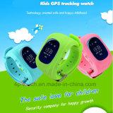 O relógio do GPS dos miúdos com GPS+Lbs Dual a posição (Y2)