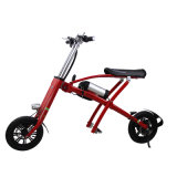 Bicicleta elétrica Fabricante portátil Folding Bicicleta elétrica / Folding bicicleta elétrica