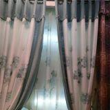 Nueva cortina 100% de la tela del apagón del poliester del diseño
