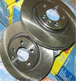Schijf de van uitstekende kwaliteit van de Rem voor Ontdekking 3 Delen OE van de Auto van de Dieselmotor 2.7tdv6: Sdb000636