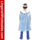 Costume noble d'usager de mascarade du Roi Kids Cosplay Outfit Holloween