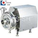 Pompe à eau centrifuge électrique d'acier inoxydable de catégorie comestible