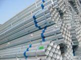 Tubulação de aço galvanizada BS1387 de aço de tubulação de carbono do MERGULHO quente