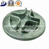Moulage au sable personnalisé de fonte grise avec la qualité