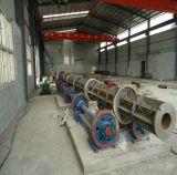 Maquinaria girada elétrica concreta do molde de Pólo