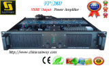 Fp2800 950W Output Power Amplifier、PA System Audio Amplifier