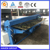 Máquina de dobramento hidráulica W62K 3X2500 do CNC