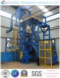 Vorfeld Shot Blasting Machine mit Cast Chain Iron