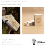 Hongdao kundenspezifischer hölzerner Abgleichung-Kasten mit kundenspezifischem Firmenzeichen Wholesale_L
