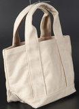 カスタム昇進のEcoの再使用可能なキャンバスの綿袋