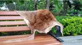 Moquette d'attaccatura del canguro della coperta australiana genuina della pelle