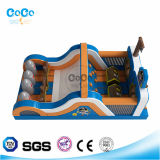 Cocowater Diseño Corsair Tema Bouncer inflable / diapositiva LG9039