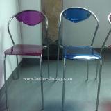 Acryl Gekleurde Plastic Stoel (btr-Q3013)