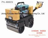 Rolo Vibratory do cilindro dobro High-Impact (FYL-800CS)
